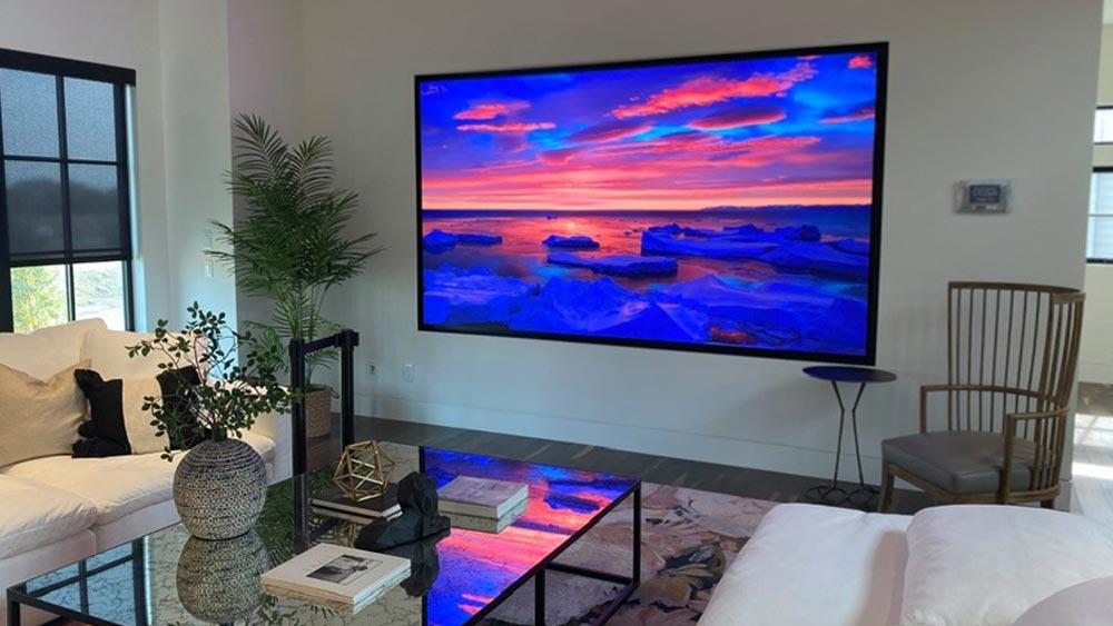 Large screen display